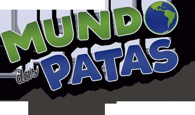 Logotipo Mundo das patas